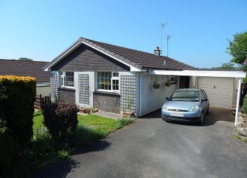 Thumbnail 3 bed detached bungalow for sale in Allen Vale, Liskeard