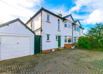 Thumbnail 3 bed semi-detached house for sale in Coleridge Avenue, Penarth, South Glamorgan