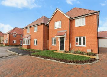 Thumbnail 4 bed detached house for sale in 15 Woodcut Meadows, Tavistock Place, Bedford