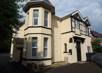 Thumbnail 3 bed flat to rent in Wimborne Road, Bournemouth