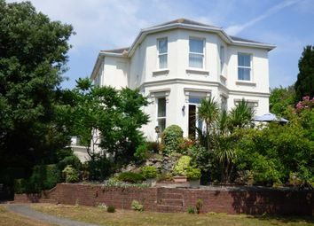 Thumbnail 2 bedroom flat for sale in Roundham Road, Paignton