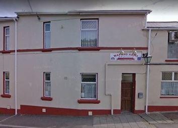 Thumbnail Pub/bar for sale in High Street, Mountain Ash