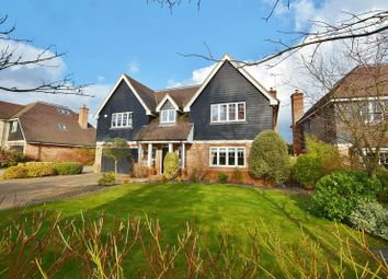 Thumbnail 5 bed detached house for sale in Lord Reith Place, Beaconsfield