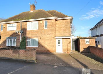 Thumbnail 3 bed semi-detached house for sale in Sunnyside Road, Beeston, Nottingham