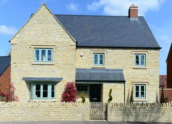 "Thumbnail 5 bed detached house for sale in ""Manning"" at Juliet Drive, Brackley"