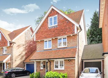 Thumbnail 4 bed link-detached house for sale in Woodlands Way, Hastings