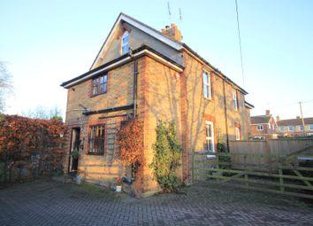 Thumbnail 2 bed semi-detached house for sale in Goodnestone Lane, Goodnestone, Faversham