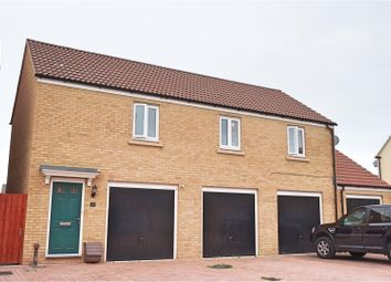 Thumbnail 2 bedroom detached house for sale in Sanders Close, Swindon