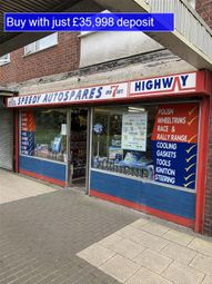 Parking/garage for sale in DE12, Measham, Derbyshire