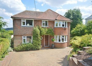 Thumbnail 3 bed detached house for sale in Haw Lane, Bledlow Ridge, High Wycombe
