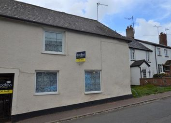 Thumbnail 2 bed end terrace house for sale in Threshers, Crediton, Devon