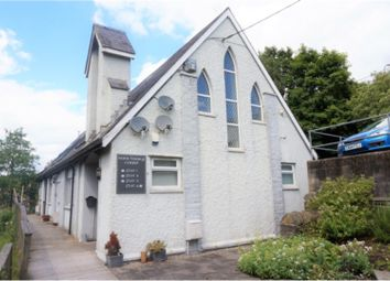 Thumbnail 2 bed property for sale in Gelli Terrace, Senghenydd