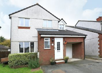 Thumbnail 4 bed detached house for sale in Netton Close, Plymstock, Plymouth