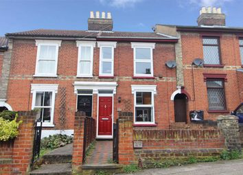 Thumbnail 2 bed terraced house for sale in Belle Vue Road, Ipswich