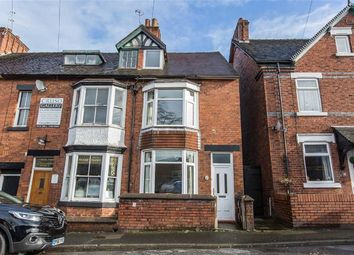 Thumbnail 4 bed end terrace house for sale in Cruso Street, Leek
