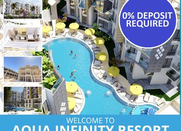Thumbnail 1 bed apartment for sale in Cg10, Aqua Infinity Resort, Hurghada, Egypt