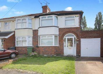 3 bed semi-detached house for sale in Fancourt Avenue, Penn, Wolverhampton, West Midlands WV4