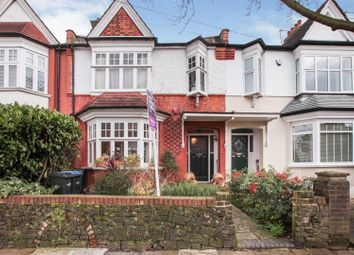 Thumbnail 5 bed terraced house for sale in New River Crescent, Palmers Green