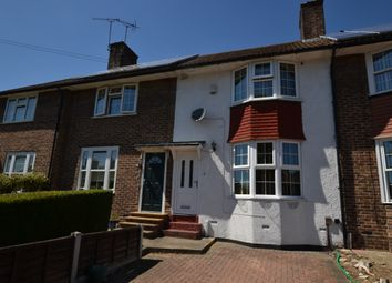 Thumbnail 2 bed terraced house for sale in Bluehouse Road, Chingford, London