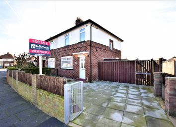 Thumbnail 3 bed semi-detached house for sale in Kingsmede, South Shore, Blackpool, Lancashire
