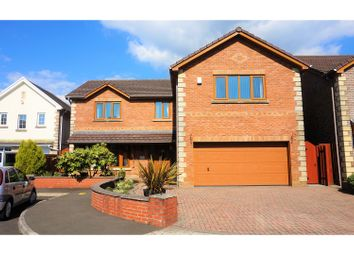 Thumbnail 4 bed detached house for sale in Ocean View, Jersey Marine