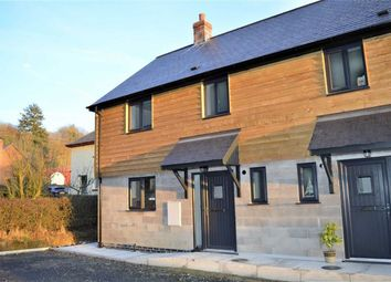 Thumbnail 3 bed semi-detached house to rent in 1 Isfryn Cottages, Bwlch Y Ffridd, Newtown, Powys