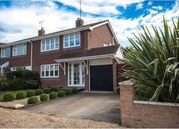 Thumbnail 3 bed semi-detached house for sale in Park Road, Wokingham