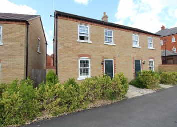 Thumbnail 2 bed semi-detached house for sale in Griffin Way, Kempston