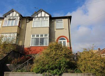 Thumbnail 3 bed terraced house for sale in Glenfrome Road, Eastville, Bristol