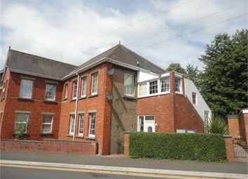 Thumbnail 2 bed flat for sale in Park Crescent, Abergavenny, Monmouthshire