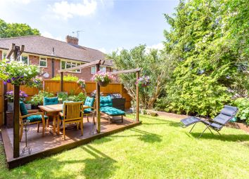 Thumbnail 2 bed flat for sale in Westmead, Windsor, Berkshire