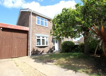 Thumbnail 3 bed semi-detached house to rent in Haveswater Close, Peterborough