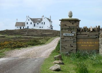 Thumbnail 10 bed property for sale in House Of The Northern Gate, Dunnet Estate, Dunnet