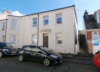 Thumbnail 1 bed flat for sale in Waterside Street, Largs