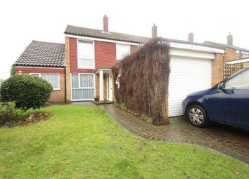 Thumbnail 3 bed end terrace house for sale in Claywood Close, Orpington