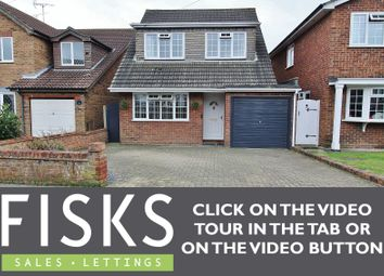 Thumbnail 4 bed detached house for sale in Wincoat Drive, Benfleet