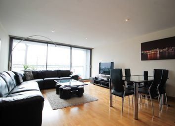 Thumbnail 2 bedroom flat to rent in City Harbour, Selsdon Way, Canary Wharf