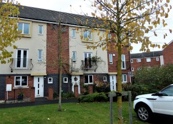 Thumbnail 3 bed terraced house for sale in Armada Close, Lichfield