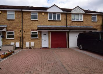 Thumbnail 3 bed terraced house for sale in Pickwick Close, Laindon, Basildon, Essex