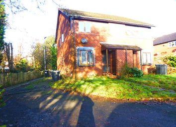 Thumbnail 1 bedroom semi-detached house for sale in Mellors Close, Harborne, Birmingham