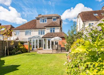 Thumbnail Semi-detached house for sale in Wilman Road, Southborough, Tunbridge Wells