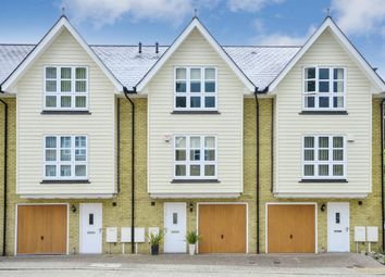 Thumbnail 4 bedroom town house to rent in Frigenti Place, Maidstone
