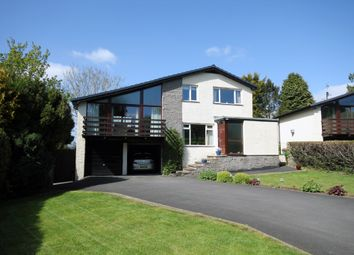 Thumbnail 4 bed detached house for sale in Parkside Road, Kendal