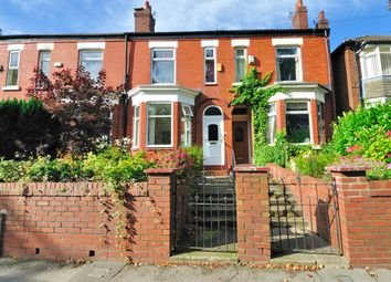 Thumbnail 3 bed terraced house to rent in Marple Road, Offerton, Stockport, Cheshire