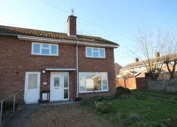 Thumbnail 3 bed semi-detached house for sale in Orchard Estate, Little Downham, Ely