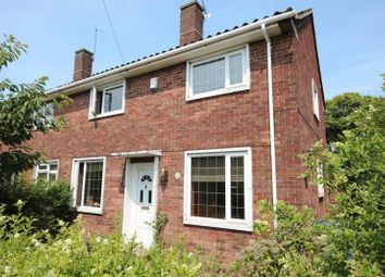 Thumbnail 3 bed semi-detached house for sale in Deloney Road, Norwich