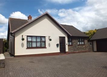 Thumbnail 3 bed detached bungalow for sale in Swallow Dale, Saundersfoot, Pembrokeshire