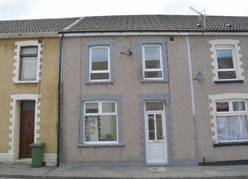 Thumbnail 3 bed terraced house to rent in Abergwawr Place, Aberdare, Rhondda Cynon Taff