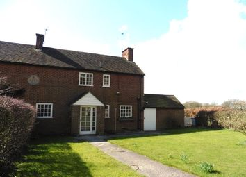 Thumbnail 3 bed semi-detached house to rent in Victory Cottages, Arley, Northwich, Cheshire