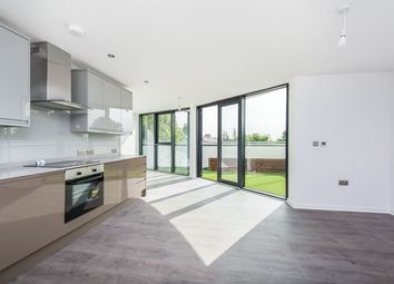 Thumbnail 3 bed flat for sale in King Charles Road, Surbiton, Surrey